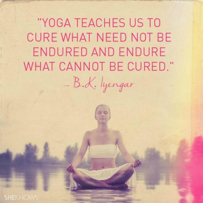 10 inspiring yoga quotes eternal health yoga