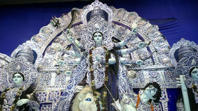 Navaratri: Kali Durge Namo Namah!