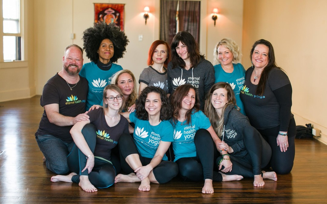 Eternal Health Yoga's advanced teacher training program: a transformational journey.
