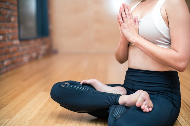 Baddha Konasana: uncomfortably learning to sit comfortably