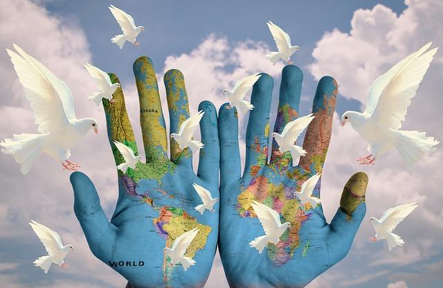 Yoga and Peace.