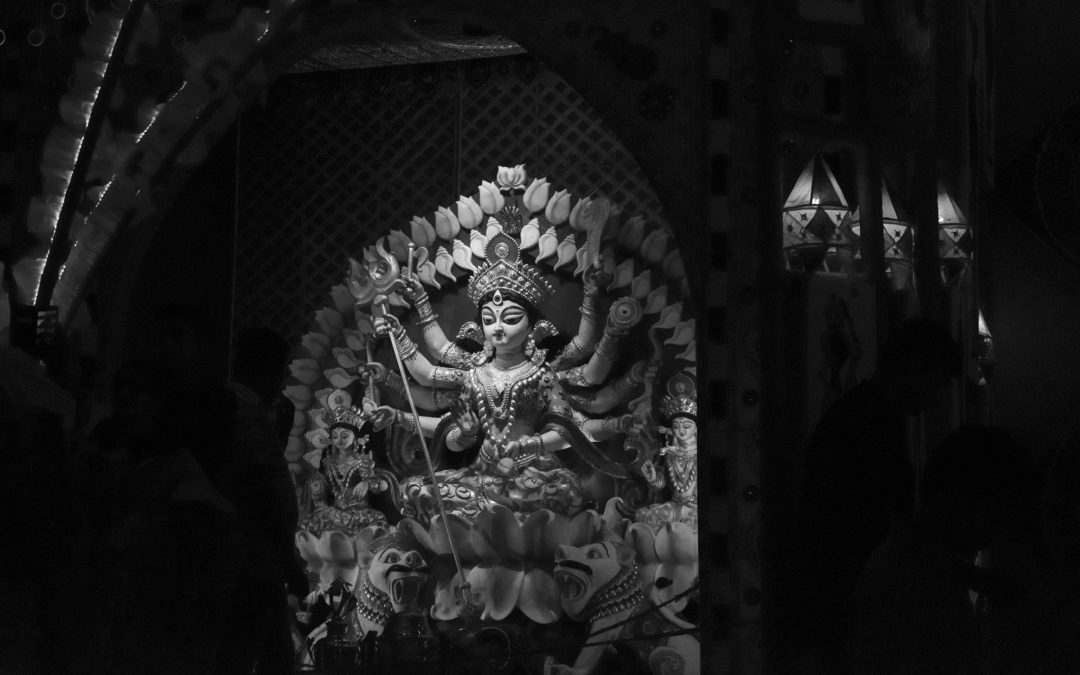 Maha Devi: What do you do with the mad that you feel?