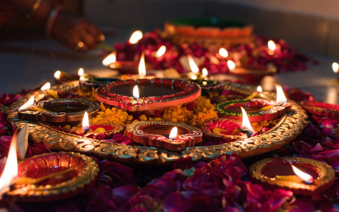 Diwali, the Festival of Lights!